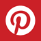 pinterest logo icon 740